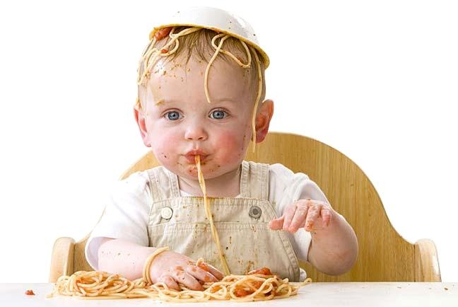 When Can Infants Eat Baby Food