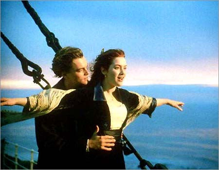 """Top 10 Reasons Why I Won't See """"Titanic"""" in 3-D (2/3)"""